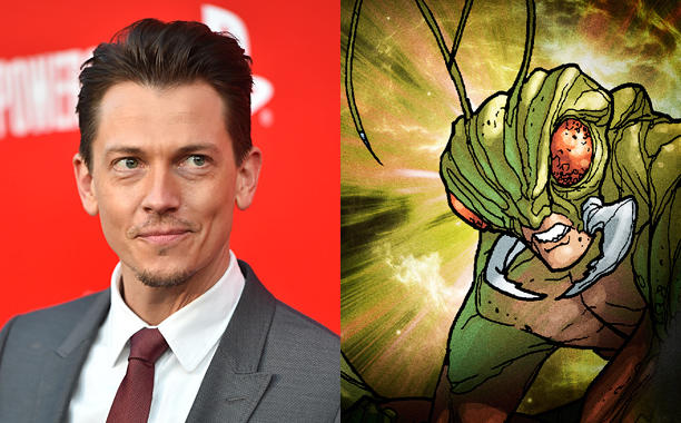 Supergirl Casts Powers Actor Justice Leak As Hellgrammite