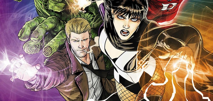 Justice League Dark Is Back On At Warner Bros.; New Story Details Emerge