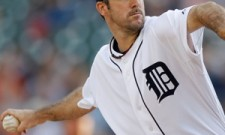 Justin Verlander Of The Detroit Tigers Wins The 2011 AL MVP