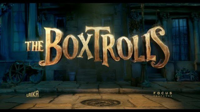 First Teaser Trailer For The Boxtrolls