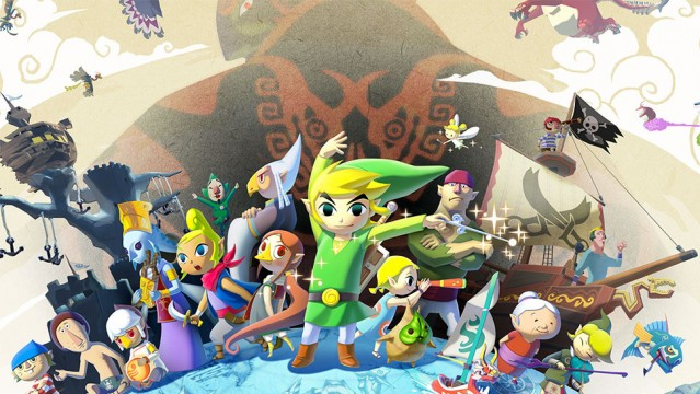 The Legend of Zelda: The Wind Waker HD May Be Part Of A Wii U Bundle This Holiday