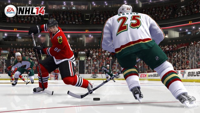NHL 14 Trades Be A Pro Mode For Live The Life Variation