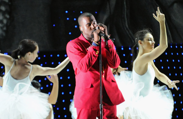 Kanye West Leads Grammy Nominations With Seven