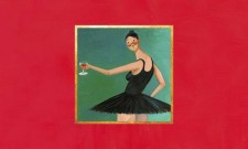 Album Cover #2 For Kanye West's My Beautiful Dark Twisted Fantasy