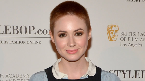 karen gillan doctor who selfie pilot Karen Gillan Joins In A Valley Of Violence For Blumhouse Productions