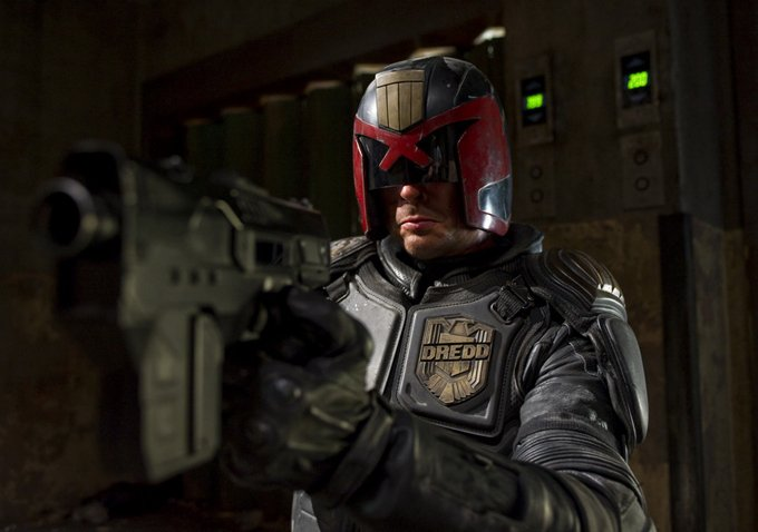 A Dredd Sequel Isn't Off The Table According To Karl Urban