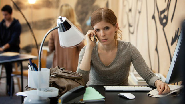 Kate Mara Added To The Cast Of Wally Pfister's Transcendence