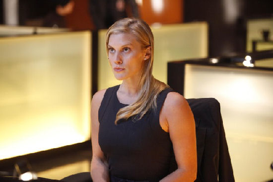 Katee Sackhoff To Become Expendable