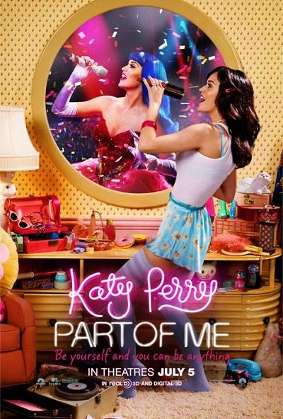 Katy Perry: Part Of Me Review