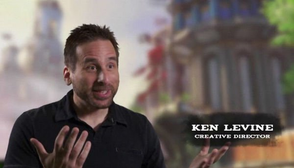 Ken Levine Talks About BioShock Infinite, PS Move And More