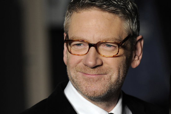 Kenneth Branagh To Direct An Irish Political Drama