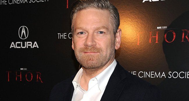 Kenneth Branagh To Board Murder On The Orient Express