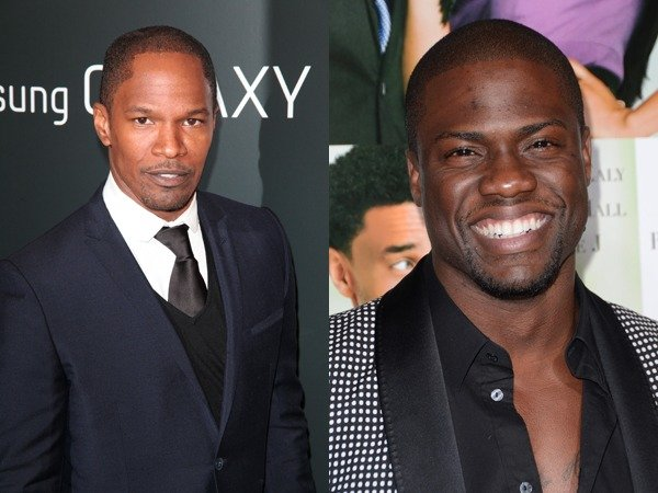 Jamie Foxx And Kevin Hart May Team Up For The Black Phantom