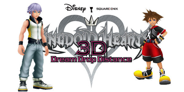 The Kingdom Hearts 3D: Dream Drop Distance Demo Is Available Right Now!