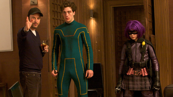 Kick-Ass 2 Will Be Rated R; Aaron Johnson To Return As Lead