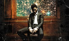 Album Cover For Kid Cudi's 'Man On The Moon II: The Legend Of Mr. Rager
