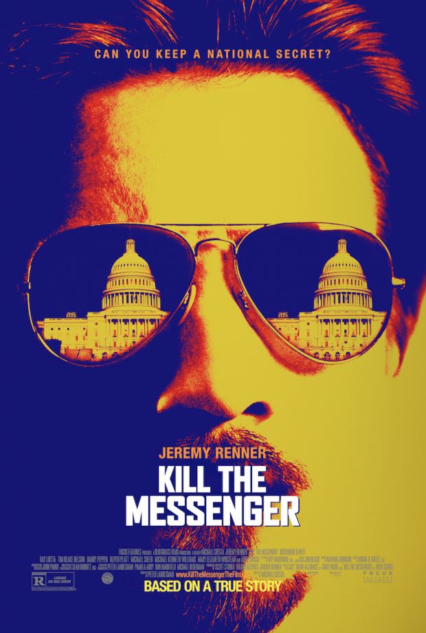 Jeremy Renner Uncovers The Truth In First Kill The Messenger Trailer