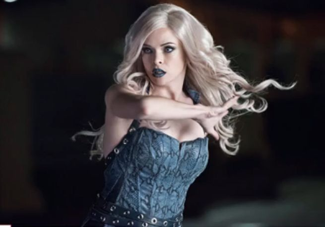 First Look At Danielle Panakbaker As The Flash's Killer Frost