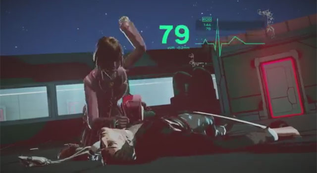 Second Killer Is Dead Trailer Does Not Back Off The Crazy