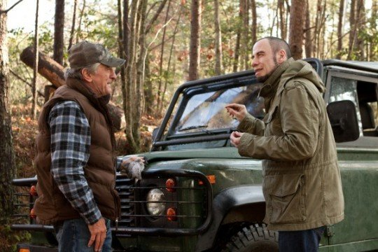 killing season john travolta robert de niro 600x4001 540x360 Killing Season Review