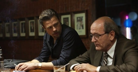 Check Out The Latest Trailer For Brad Pitt's Killing Them Softly