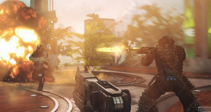 killzone shadow fall knack ps4 reviews beating 728x387 Killzone: Shadow Fall Gallery