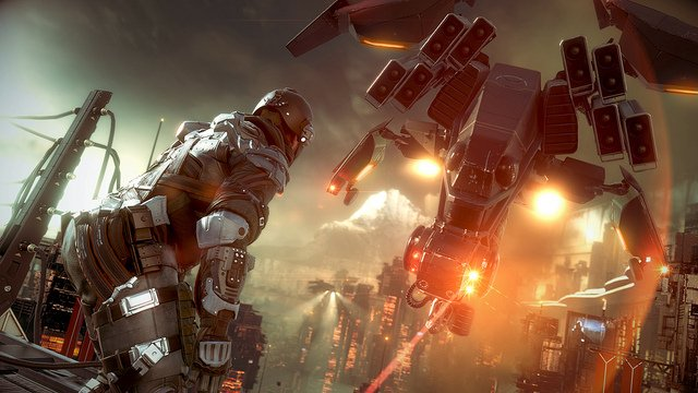 killzone shadow fall ps4 1 Who Won E3 2013?