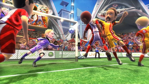 XBOX Live And Kinect Sports Look To Make History