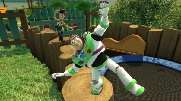 Kinect Rush: A Disney - Pixar Adventure Gameplay Trailer