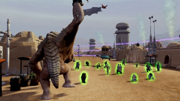 Kinect Star Wars Review