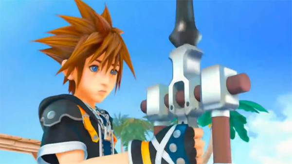 Interview Teases Early Kingdom Hearts III Details