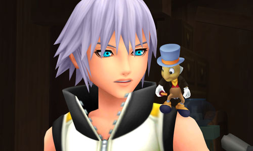 Oh The Places You'll Go In Kingdom Hearts 3D