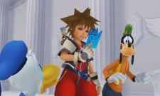 New Kingdom Hearts HD Media Released