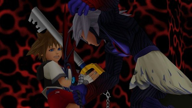 New Kingdom Hearts HD 2.5 ReMIX Screenshots Released