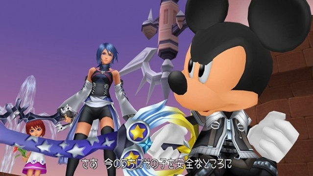 New Kingdom Hearts HD 2.5 ReMIX Video Showcases HD Makeover