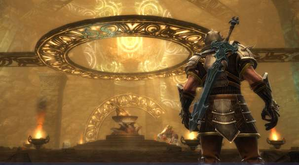 Choose Your Fighting Style In Kingdoms of Amalur: Reckoning