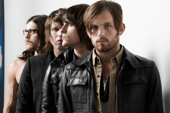 Kings Of Leon Release Music Video For 'Radioactive'