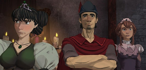Launch Trailer For King's Quest Chapter 3 Released