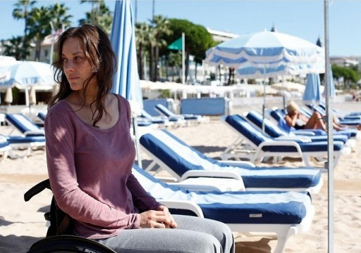 New Images Of Marion Cotillard & Matthias Schoenaerts In Rust And Bone