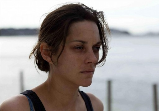 Words... super, Marion cotillard psycho apologise, but