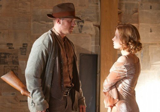 New Photos Of Tom Hardy, Shia LaBeouf & Jessica Chastain In Lawless And Keira Knightley In Anna Karenina