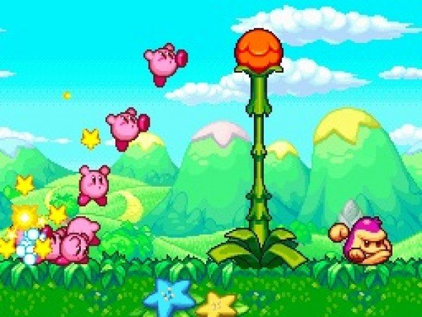 Multiply For The Greater Good In Kirby Mass Attack