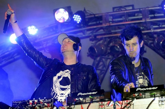 New Knife Party Single, Begin Again, Leaks Onto The Web