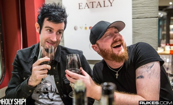 Knife Party Hint At Pendulum Reunion In Beats 1 Interview