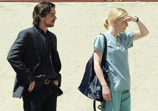 First Look At Cate Blanchett In Terrence Malick's Knight Of Cups
