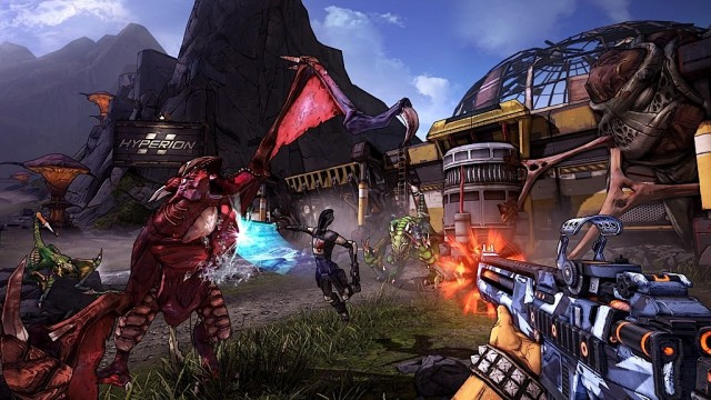 Gearbox Requests Help For Vita Version Of Borderlands 2