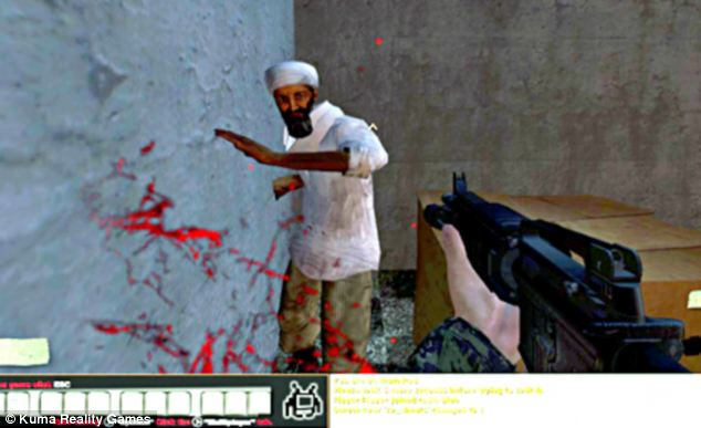 Videogame Offers Chance To Kill Bin Laden