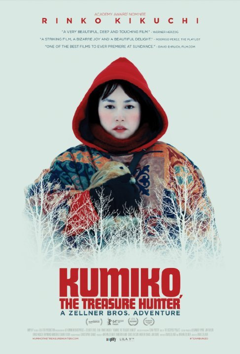 Full-Length Trailer Unearthed For Kumiko, The Treasure Hunter