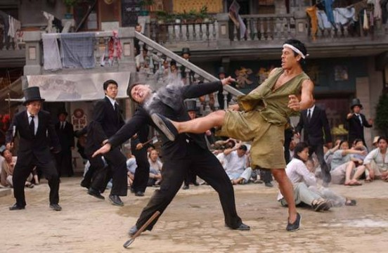 kung fu hustle xing yu 0db889c792dcbcdfb1f299b5e58d76ac 552x360 We Got This Covereds Top 100 Action Movies