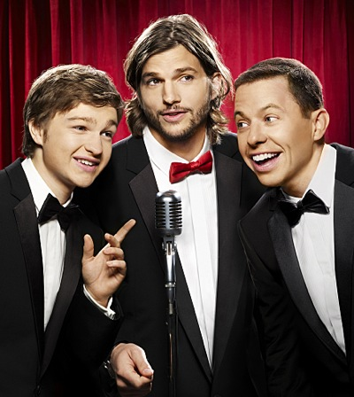 New Two And A Half Men Promo Photo
